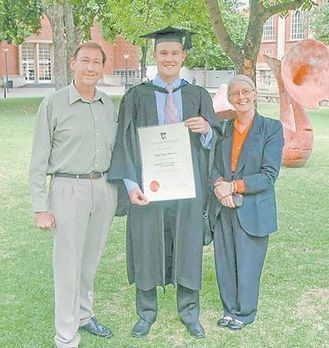 Australian soldier's parents will come here - | Veterans | Scoop.it