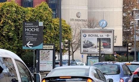 A Grenoble la pubblicità per le strade sarà sostituita da alberi | Ambiente e Territorio | Scoop.it