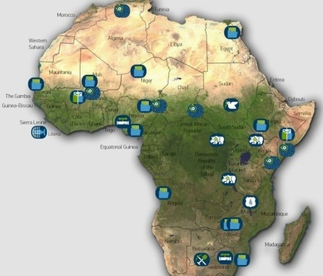 DigitalGlobe creating real-time heat map of conflict in Africa | Big Data Analysis in the Clouds | Scoop.it