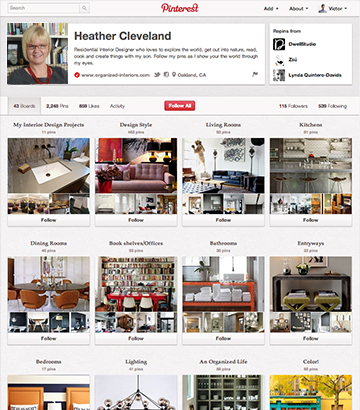 Pinterest Business Accounts: The Definitive Guide to Getting Started | Social Media Examiner | Cloud Central | Scoop.it