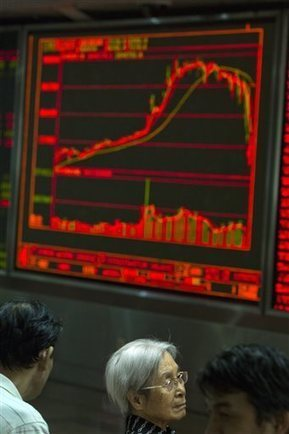 Wave of Chinese firms halt stock trading to avoid turmoil - Hawaii News Now | Oliver in financial lines | Scoop.it