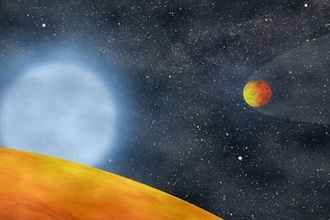 White or Brown Dwarf Planets Not Likely to Host Life - Astrobiology Magazine | Space | Scoop.it
