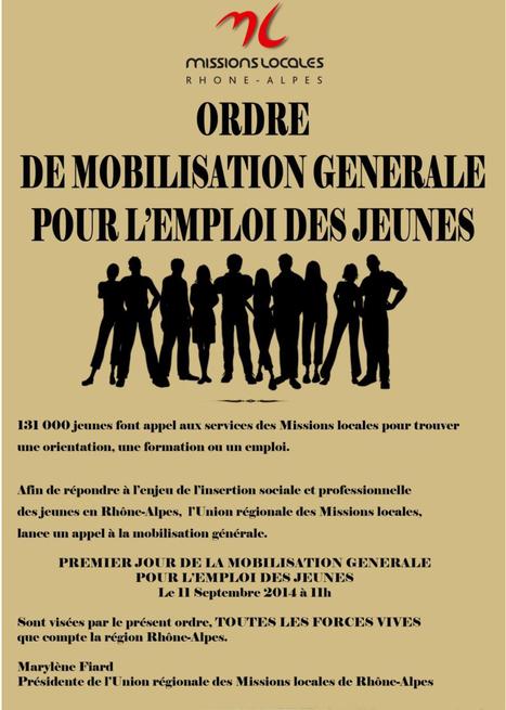L'URML Rhône-Alpes se mobilise pour l'emploi des jeunes/Rencontre avec sa présidente | Culture Mission Locale | Scoop.it