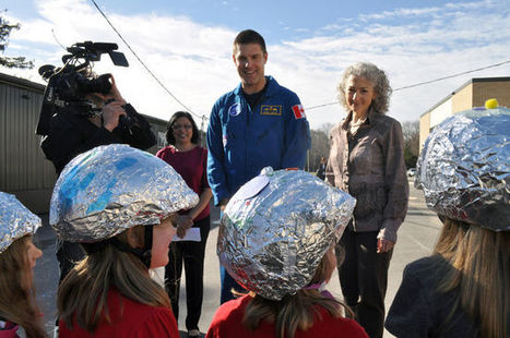 Space tomatoes provide valuable lessons - Londoner | More Commercial Space News | Scoop.it