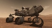 Curiosity completes first rock inspection, unveils Stars and Stripes   Robots and Robotics   Scoop.it