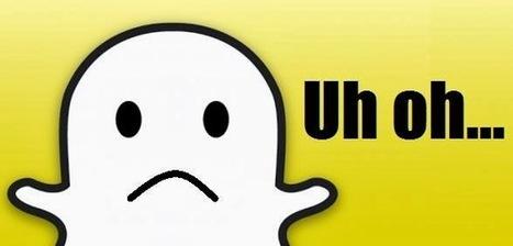 Comment bloquer les spams sur Snapchat ? | Community Management - ressources | Scoop.it
