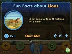 Writing Animal Facts with ABCmouse Zoo Apps | iPads Pre-school - Year 2 | Scoop.it