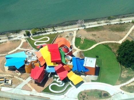 Biomuseo - Panama Bridge of Life Museum / Frank Gehry   Designalmic   Designalmic   Scoop.it