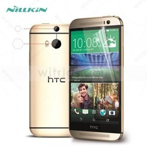 Nillkin Clear Screen Protector for HTC One M8 – Witrigs.com | OEM Repair Parts for HTC One | Scoop.it