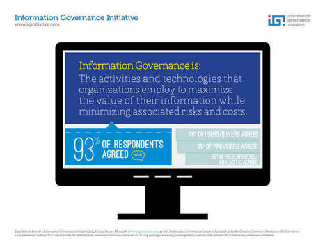 Heading to the Information Governance Exchange ... | Knowledge management for information professionals | Scoop.it