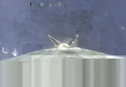 En vidéo : la descente du premier étage du lanceur Falcon 9   Space matters   Scoop.it