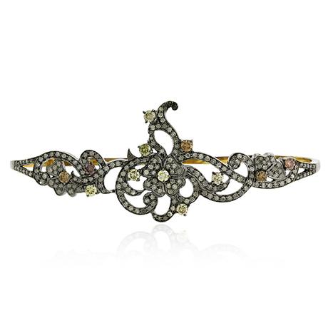 Pave Diamond Gold Palm Bracelet | Diamond Jewelry | GemcoDesigns | Pave Diamond Bracelets | Diamond Jewelry | GemcoDesigns | Scoop.it