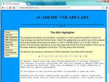 Using the Web to Improve Students' Academic Vocabulary | Academic Vocabulary Development | Scoop.it