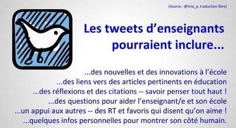 Sur quoi pourraient écrire les enseignants sur Twitter ?   Ce que les enseignants efficaces savent et font   Scoop.it