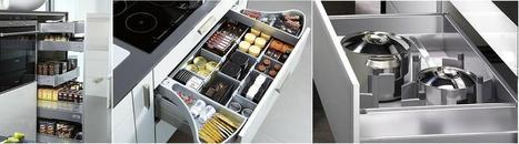 Functional Kitchen Solutions | Interior Design ... | Kitchen Design - Functional Ergonomics | Scoop.it