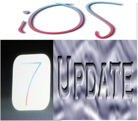 The Apple iOS7 Update – How to Download the Latest iPhone Update | Gadget plus | Scoop.it