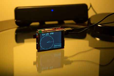 New Project: S.M.A.R.T. Alarm Clock | Makers and Future Electronics | Scoop.it
