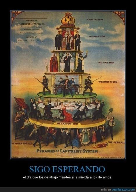 CNA: El NWO que nos espera: los Barrotes del COMUNISMO Esclavo pá los de abajo y CAPITALISMO sin fronteras ni límites p´ál 1% | La R-Evolución de ARMAK | Scoop.it