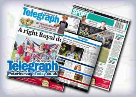 Telepgraph website gets 4k+ hits a day from City Council staff during work hours | Peterborough City Council | Scoop.it