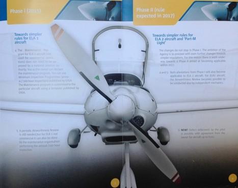 Quand l'EASA rame pour remonter la pente… – aeroVFR   Part 66   Scoop.it
