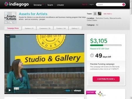 MASS MoCA - Blog - Help Us Help Artists | Artist Opportunities | Scoop.it