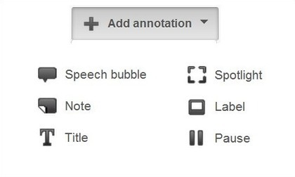 How to Use YouTube Annotations | Being Your Brand | Scoop.it