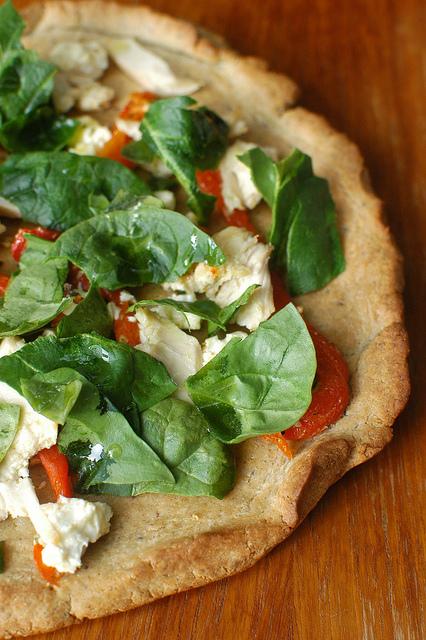 gluten-free pizza from gluten free girl | Gluten Free | Scoop.it