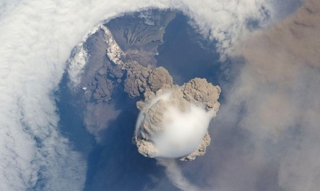 Quantifying the impact of volcanic eruptions on climate | Sustain Our Earth | Scoop.it
