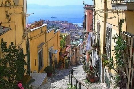 Le 10 scale più belle di Napoli | The Italian Lifestyle | Scoop.it