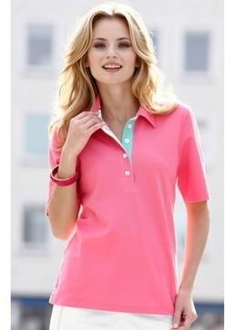 Polo pour femme en tissu piqué | Les offres spéciales AtelierGS | Scoop.it