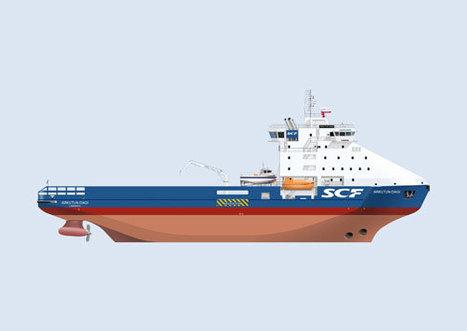 Helsinki shipyard starts production of second icebreaking supply vessel   Finland   Scoop.it