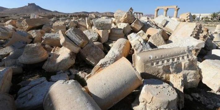 Hollande annonce un fonds mondial pour la protection du patrimoine menacé | Le Monde | Kiosque du monde : A la une | Scoop.it