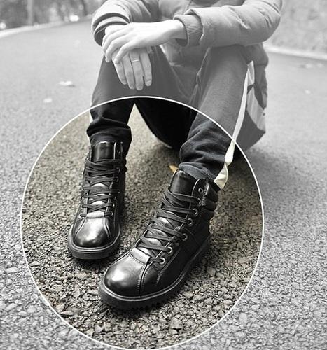 Bộ sưu tập giày bốt nam đón Tết 2015 | Giày tăng chiều cao Linhkent | Scoop.it