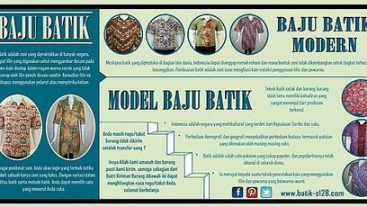 Model Baju Batik | Baju Batik | Scoop.it