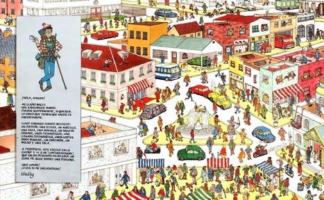 Willy en la ciudad | Español para los más pequeños | Scoop.it