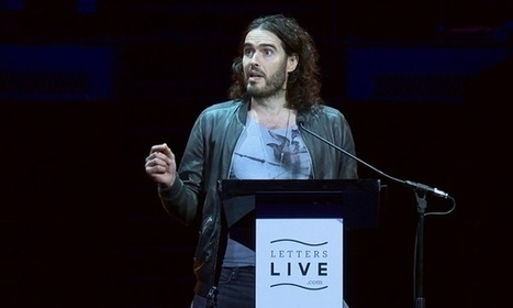 Russell Brand, Benedict Cumberbatch and Gillian Anderson return to Letters Live | 21st Century School Libraries | Scoop.it