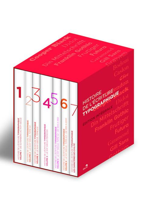 La création typographique au XXe siècle à l'École des chartes | #arts visuels #graphisme #etc | Scoop.it