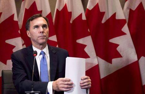 Valeurs mobilières: le ministre Morneau prié d'abandonner le projet fédéral | Pour une gouvernance créatrice de valeurs® | Scoop.it