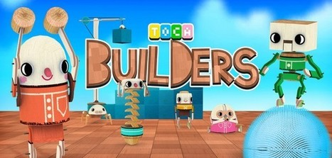10 Best 3D Building Game Apps for Kids | Top iPad Apps & Tools | Scoop.it