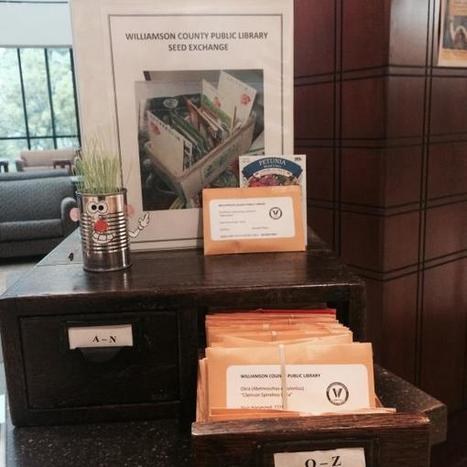 County library continues to offer seed exchange | Tennessee Libraries | Scoop.it