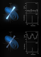 ESA Science & Technology: Baffling pulsar leaves astronomers in ... | newton | Scoop.it