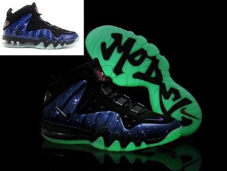 Nike Barkley Posite Max Shoes Glow In The Dark Galaxy Hot Sale Online   Cheap Glow In The Dark Adidas Online   Scoop.it