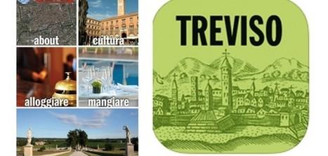 A Treviso la promozione territoriale in una app - cittadini di twitter   Web marketing turistico   Scoop.it