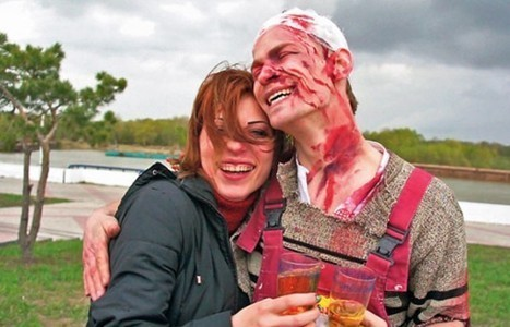 Man Fakes His Own Death in Creepy Wedding Proposal | Strange days indeed... | Scoop.it