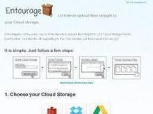 EntourageBox. Du collaboratif dans votre espace de stockage en ligne. | TUICE_Université_Secondaire | Scoop.it