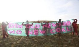 #Climate protesters invade #UK's largest opencast #coalmine | Messenger for mother Earth | Scoop.it