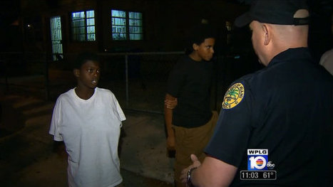 12 exemptions to Miami-Dade County Juvenile Curfew Ordinance | lost as a juvenile | Scoop.it