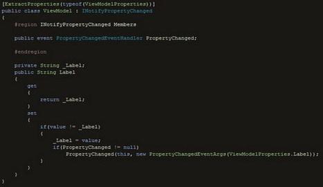 Genuilder - CodeProject | .NET Code Generation | Scoop.it