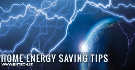 Home Energy Saving Tips for the New Year | Technology in Business Today | Scoop.it
