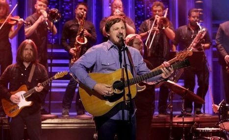 Sturgill Simpson says he's 'disgusted' with ACM's Merle Haggard Spirit Award | Fox News | Country Music Today | Scoop.it